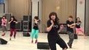 Sayashi riho モーニング娘。鞘師里保ダンス部練習風景