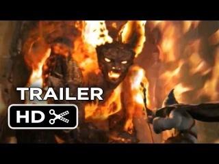 Братство: Взлет геймеров . Rise of the Fellowship Official Trailer #1 (2013) - LOTR Parody HD