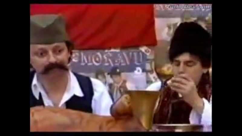 Rokeri s Moravu Tajna vecera Национальности Югославии