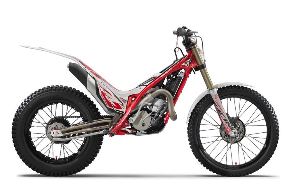 Линейка мотоциклов GasGas 2021
