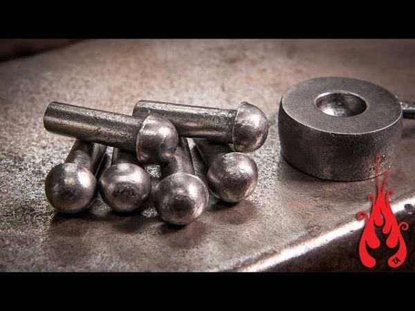 Blacksmithing - правильные заклёпки! (или когда нечего делать).