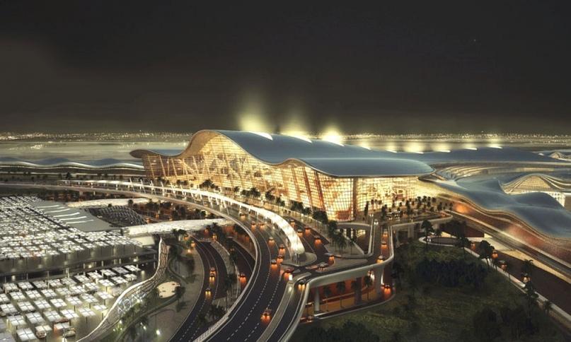 Невероятные аэропорты, в которые точно захочется вернуться, изображение №3
