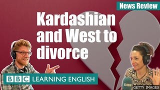 Kardashian and West to divorce - News Review