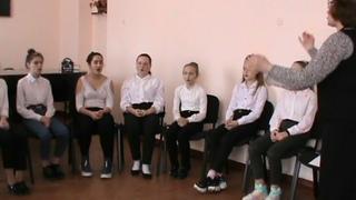 Открытый урок Сафоновой В. А. УДО МШ № 1 г.Горловка.  г. Концертмейстер - Кравченко Ю. А.