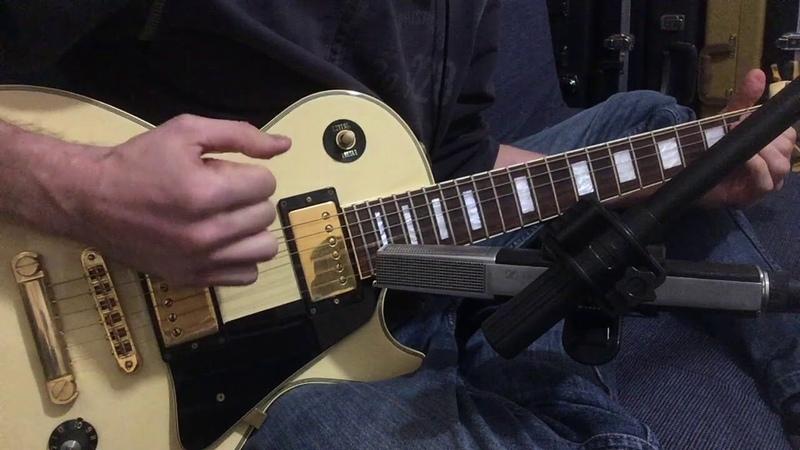 Medium Rare Guitar Show 1991 Orville By Gibson Les Paul Custom