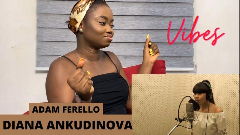 Music Lover Reacts to Adams Ferello Russia's Diana Ankudinova Диана Анкудинова Vibes