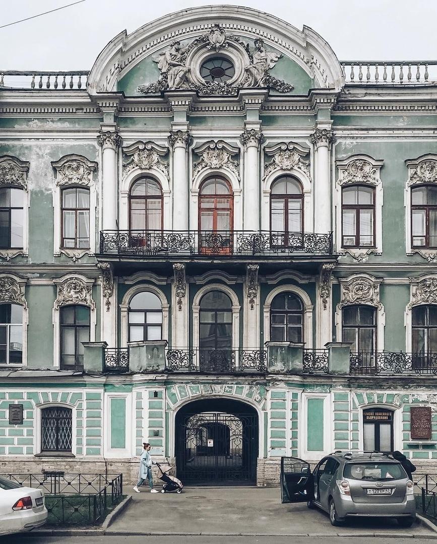 Красивый Петербург