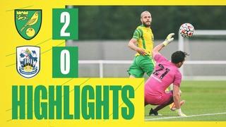 Норвич Сити 2-0 Хаддерсфилд (товарищеский матч)
