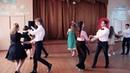 Танец 10 класс. Осенний бал. Эртиль