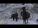История Кавказского скита Валаама. Дорога на скит - съемки 2002 года