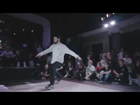 Hit The Floor Battle vol.6 hip-hop pro final Gladi(win) vs Mohito