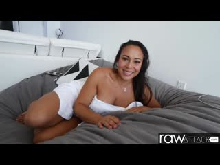 Carmela Clutch - Busty Carmela Clutch Creampied After Hot Sex [All Sex, Hardcore, Blowjob, Gonzo]