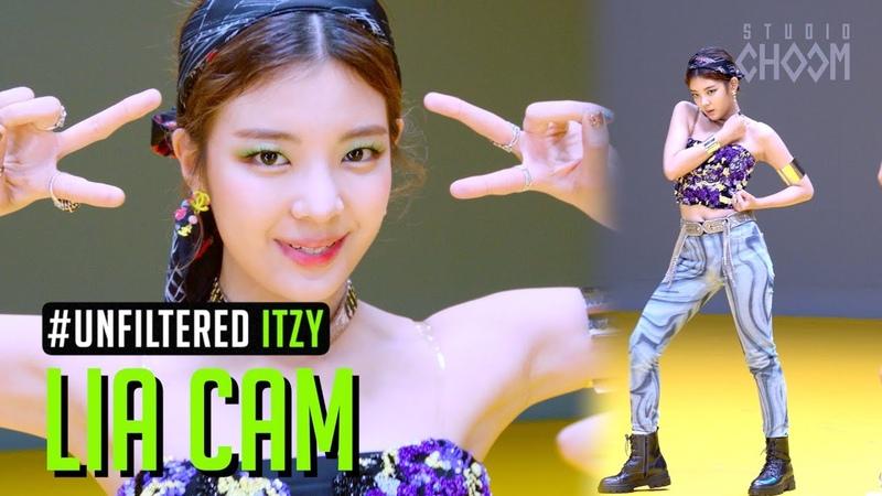 UNFILTERED CAM ITZY LIA 리아 'Not Shy' 4K BE ORIGINAL