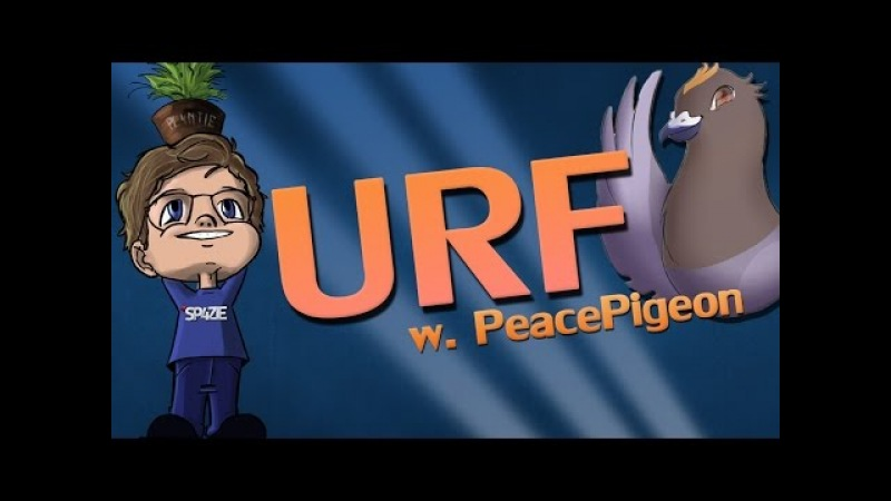 ♥ URF w. PeacePigeon - Sp4zie Funcut 9