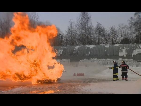 Пламя Агрессивная среда с Александрой Говорченко