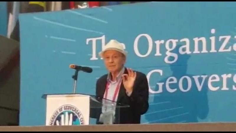 Отрывок выступления Президента Открытого университета партнерства цивилизаций Сухейля Фараха на Всемирном конгрессе глобальной ц