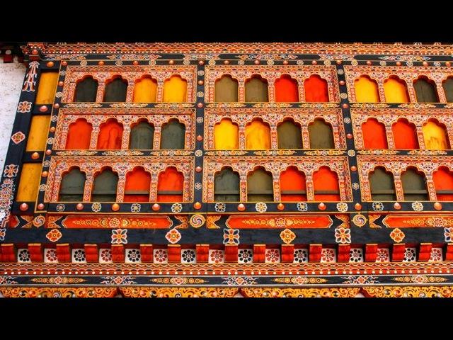 Sabra Kulturreiser - Bhutan - Gunnar forteller