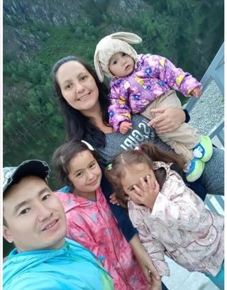 Фото семьи черемушки