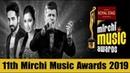 11th Mirchi Music Awards 2019 | Shankar Mahadevan | Pankaj Udhas | Pritam | Udit Narayan