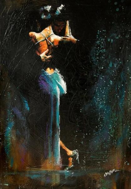 Colin Staples (Колин Стэплес) современный австралийский художник, родился в 1959 году. Картины Colin Staples написаны акриловыми красками, это прежде всего портреты людей, в основном в движении.