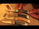 Обзор ножа BUCK Folding Hunter 110 Limeted Edition