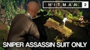 HITMAN™ 2 Master Difficulty Sniper Assassin Santa Fortuna Colombia Silent Assassin Suit Only