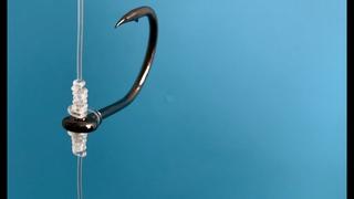 How To Tie DropShot Rig -كيفية ربط إسقاط عقدة جهاز الحفر -Cómo atar una plataforma de tiro con