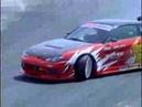 Ziek Power S15 drifting at Meihan Sportsland