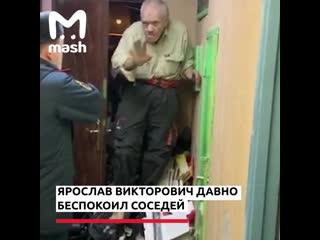 Житель Химок поджог себя в квартире