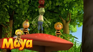 Harmony in the meadow - Maya the Bee - Episode 49