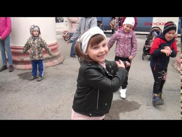 Детская пиратская вечеринка в ДК Гознака