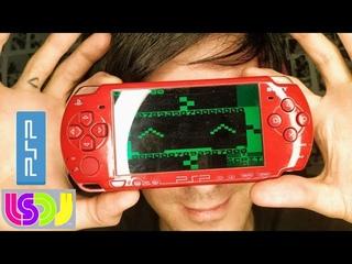 С чего играть ЧИПТЮН - PlayStation Portable. LSDJ на PSP (и не только).