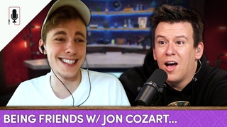 Jon Cozart Talks PewDiePie & YouTube Hierarchy, His Gross First Kiss, The Rock & 2020 Election Ep 39