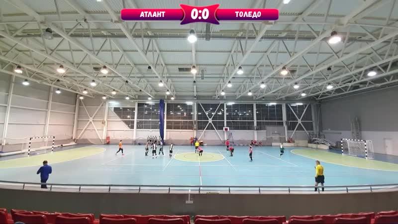 Обзор игры Атлант Толедо