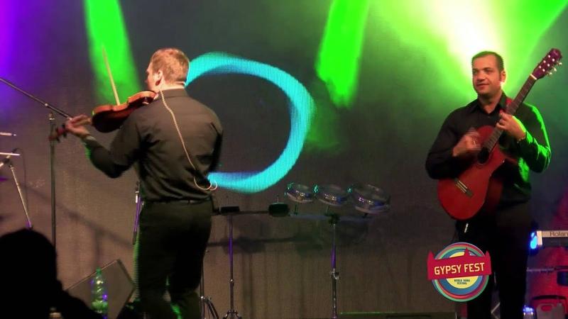 GYPSY FEST Sare Roma Lejla pala tute WORLD ROMA FESTIVAL