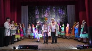 """Марийский национальный обряд """"Суан"""" (""""Свадьба"""")."""