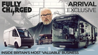 ARRIVAL Exclusive - Inside Britain's most 'valuable' business | FULLY CHARGED