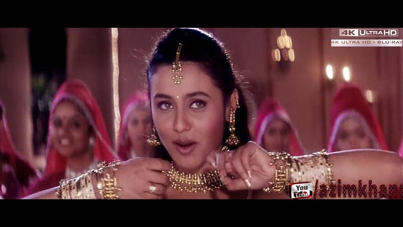 Tujhko Hi Dulhan Banaunga 4K Ultra HD Song 2160p Chalo Ishq Ladaaye 2000 Govinda Rani Mukerji