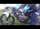 Pierwsze odpalenie MTX Metalex CZ 250 3 04