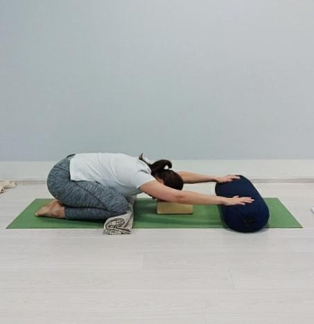 Йога при болях в пояснице