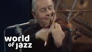 Oscar Peterson Trio & Stéphane Grappelli - Live at the Grand Gala de Disque 1974 • World of Jazz