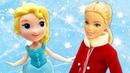 Видео про куклы. Как Барби учится стоять на коньках Игры для детей