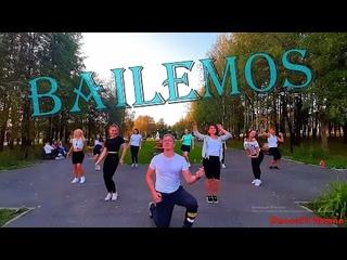 Grupo Extra - Bailemos@DanceFit choreo by Michal Rozewski