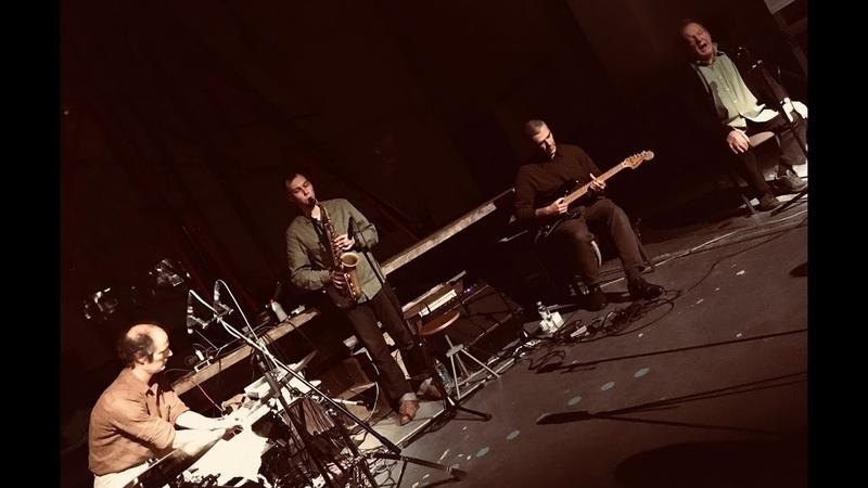 Phil Minton David Maranha Manuel Mota Илья Белоруков концерт в Мастерской Аникушина