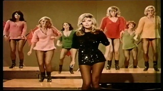 Nancy Sinatra,These Boots Are Made for Walkin' (1966).HD