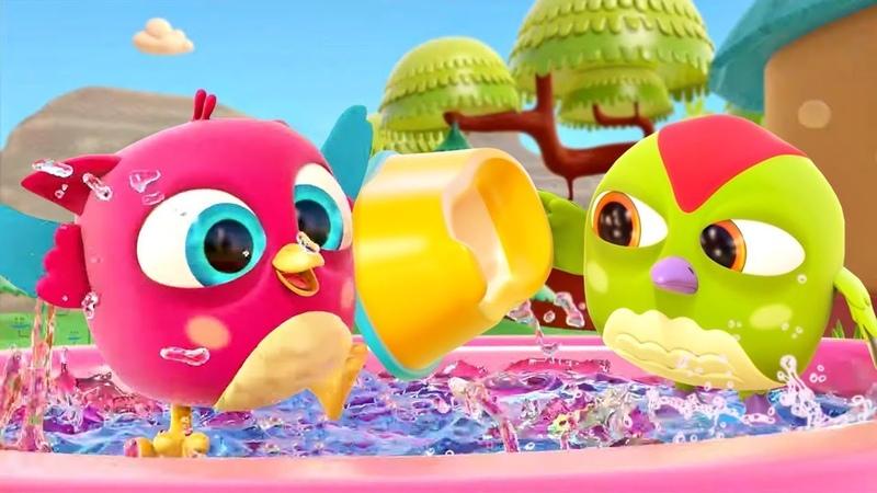 Çizgi film Baykuş Hop Hop Oturak Küçük çocuklar için eğitici dizi