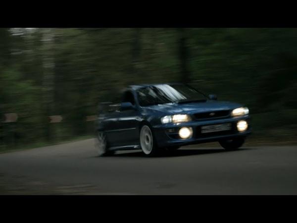Touge Attack Subaru Impreza