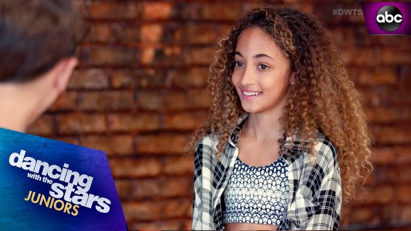 Sophia Pippen Intro Package - DWTS Juniors