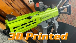 #Shorts 3D Printed Scorpion Evo Preview