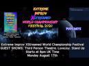 Extreme Improv XStreamed World Championship GRAND FINALE
